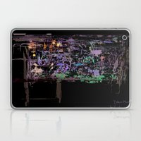 take a breath [ABSTRACT]  Laptop & iPad Skin
