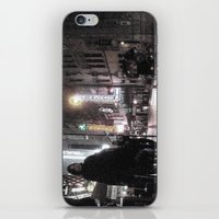 Rosie O's By Times Squar… iPhone & iPod Skin