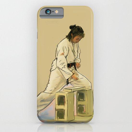 Preparing to Break a Brick iPhone & iPod Case