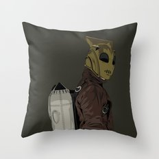 T. R. Throw Pillow