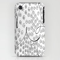 iPhone 3Gs & iPhone 3G Cases featuring Chanilla by Jennifer Broderick