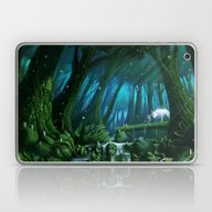 Mononoke Laptop & iPad Skin
