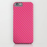iPhone & iPod Case featuring Chain Mail by Jennifer Rogers
