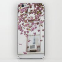 Pink Blossoms iPhone & iPod Skin