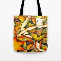 Dancer- Change Of Season… Tote Bag