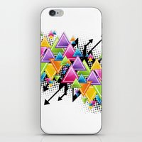 Vector Funk!  iPhone & iPod Skin