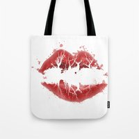 Forest Kiss Tote Bag