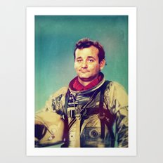 Space Murray Art Print