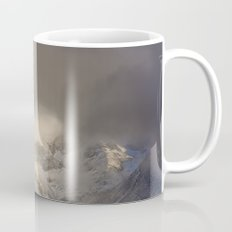 The Mountains are calling, and I must go.  John Muir. Vintage. Mug