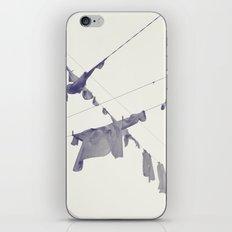 washing... iPhone & iPod Skin
