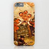 The Terror On Tashirojim… iPhone 6 Slim Case