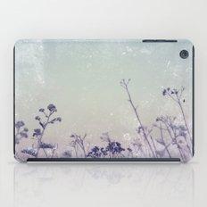 Landscape 1 (blue tones) iPad Case