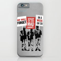 Semi-Protesting iPhone 6 Slim Case