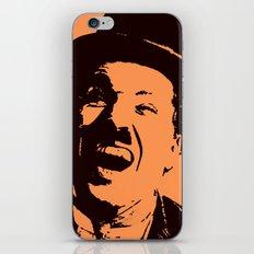 Charles Chaplin iPhone & iPod Skin