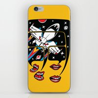 Let's Talk About Spacesh… iPhone & iPod Skin