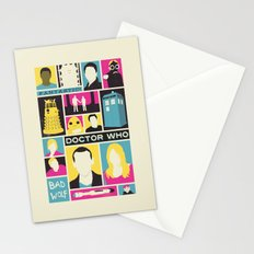 Doctor Who - The Ninth Doctor Stationery Cards