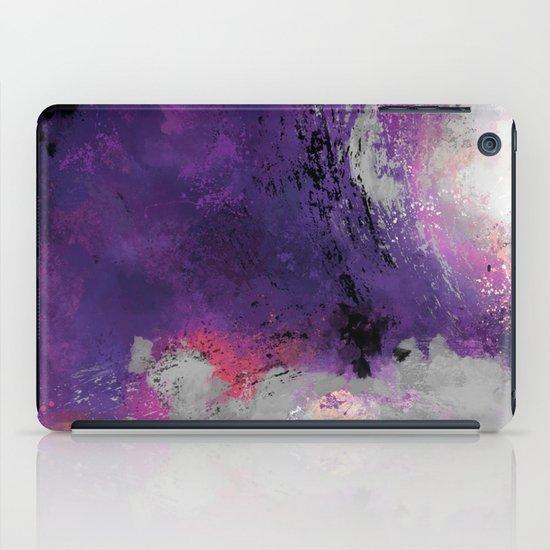 Purple Rain iPad Case