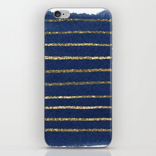 Nautical Sparkle iPhone & iPod Skin