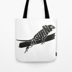 Iguana Tote Bag