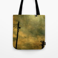 The Jumper Tote Bag