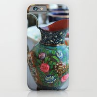 iPhone & iPod Case featuring Vase by Jorieanne