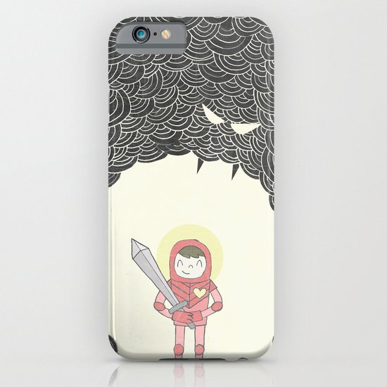 Strong Warrior iPhone & iPod Case