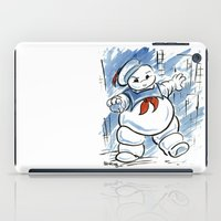 Stay Puft iPad Case