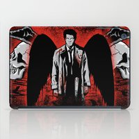He Who Would Be King iPad Case