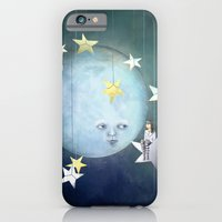 iPhone & iPod Case featuring Hanging with the Stars by Fizzyjinks