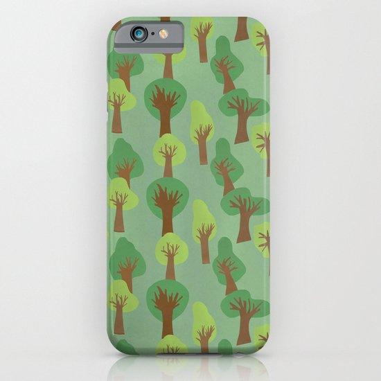 Trees Trees Trees iPhone & iPod Case