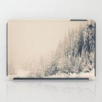 When It Is Winter, It Sn… iPad Case
