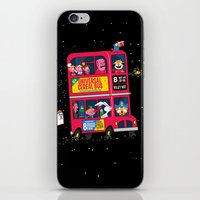 Universal Cereal Bus iPhone & iPod Skin