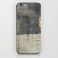 iPhone & iPod Case featuring Whoo Goes There? by Autumn Elizabeth
