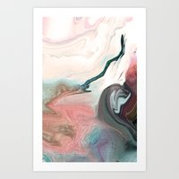 OSTRACIZED!! Art Print