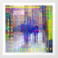 Equations involving a consequence of sequences. 06 Art Print
