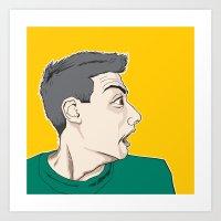 AD ROC Art Print