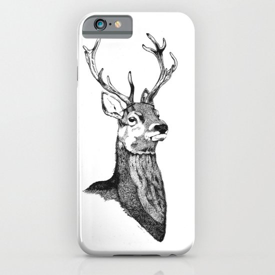 Noble Stag iPhone & iPod Case