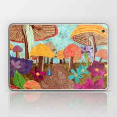 Alice in the Forest Laptop & iPad Skin