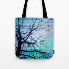 tree of wishes Tote Bag