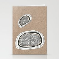 Stone Seeds Stationery Cards