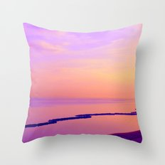 Gabicce's View Throw Pillow