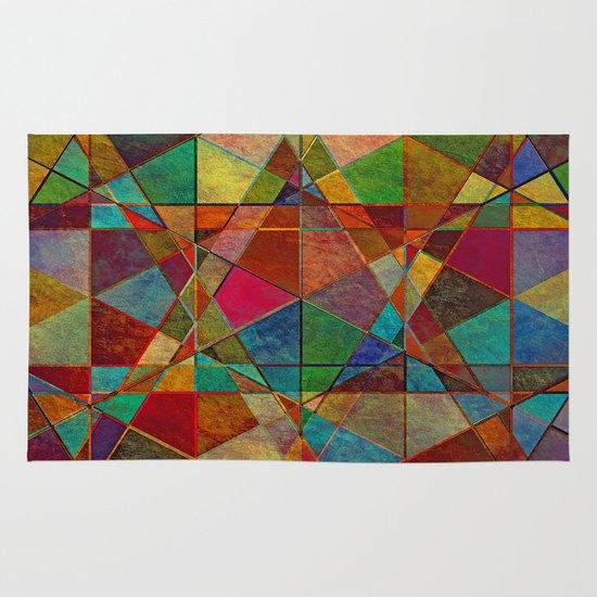 The Beauty of Geometry 5 Area & Throw Rug