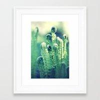Life Is Like Me Framed Art Print