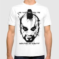 Far Cry 3 - The Definiti… Mens Fitted Tee White SMALL