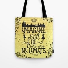 The Crown's Game - No Limits Tote Bag