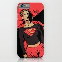 Girl Of Steel iPhone 6 Slim Case