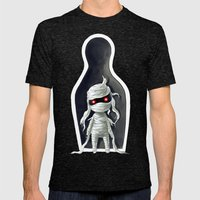 Mummy 2 Mens Fitted Tee Tri-Black SMALL