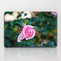 Pink Kiss iPad Case
