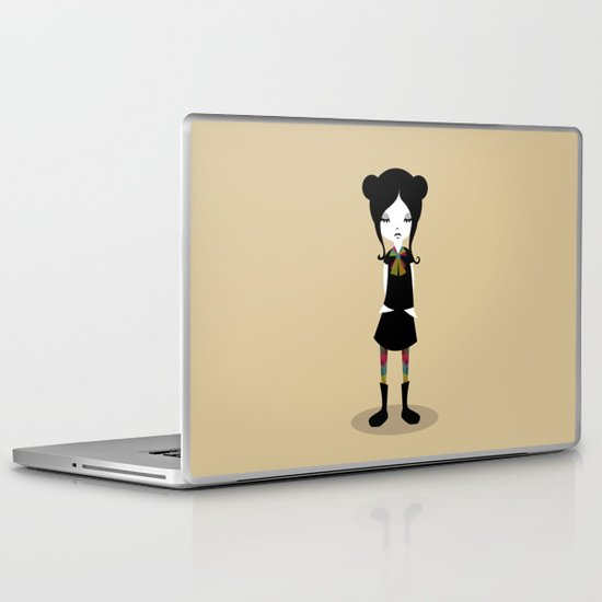Lilos Laptop & iPad Skin