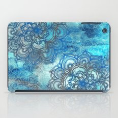 Lost in Blue - a daydream made visible iPad Case